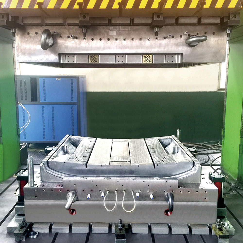 LFT-D Bus Air-Conditioning Base Mould