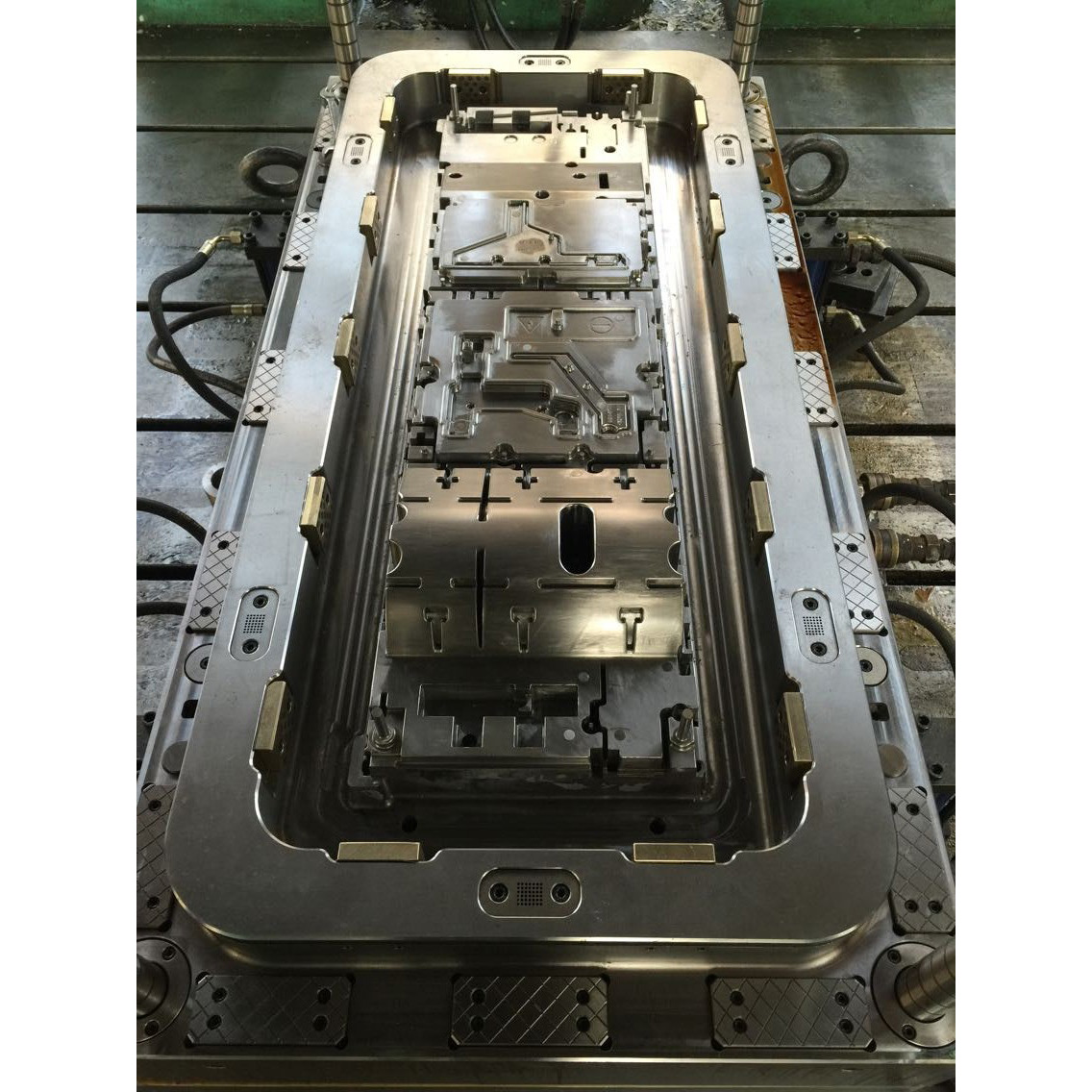 SMC Electric Meter Box Mould